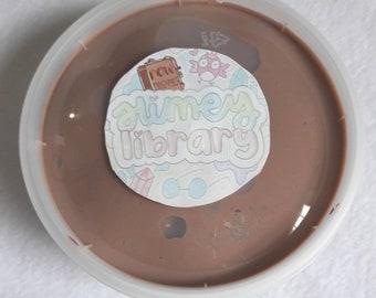 Brownie Batter Fudge Slime