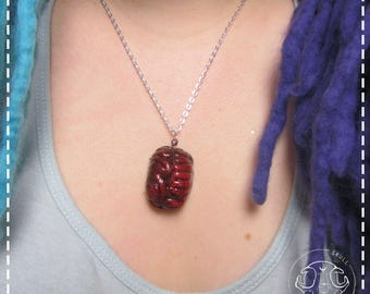 Realistic Brain Necklace