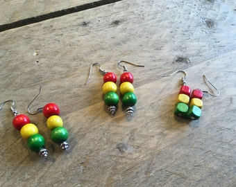 Carnavals earrings