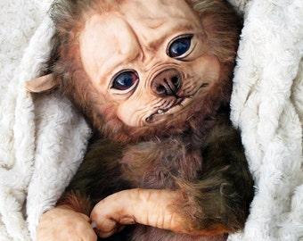 Little Werewolf in Sheep's Clothing