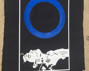 The Germs 'Darby Crash' back patch