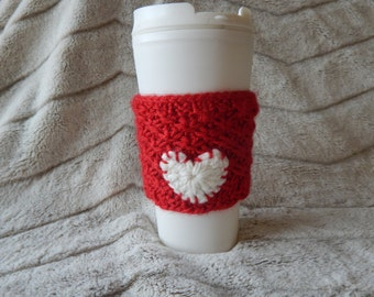 Red Cup Sleeve