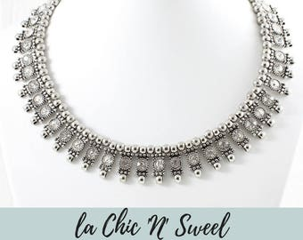 The Chic' n ' Sweel, 54 Czech stones range-chic jewelry and luxury stainless steel