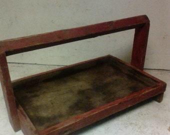 Vintage berry box holder
