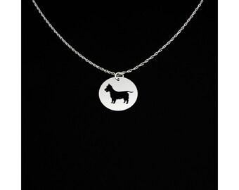 Australian Terrier Necklace - Australian Terrier Jewelry - Australian Terrier Gift