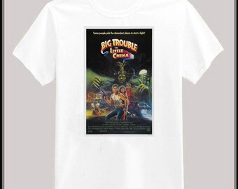 Big Trouble in Little China T Shirt