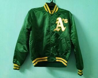 Varsity Jacket A's