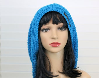 Sky Blue Slouch Hat