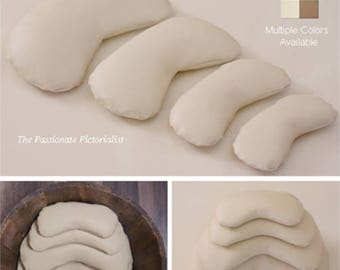 REDUCED! Marine Cloud Posing Pillow Set- 3 or 4 Piece