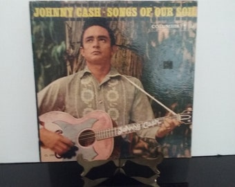 Johnny Cash - Songs Of Our Soil - Circa 1959