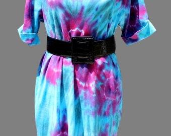 Tie Dye Dress Size XLarge