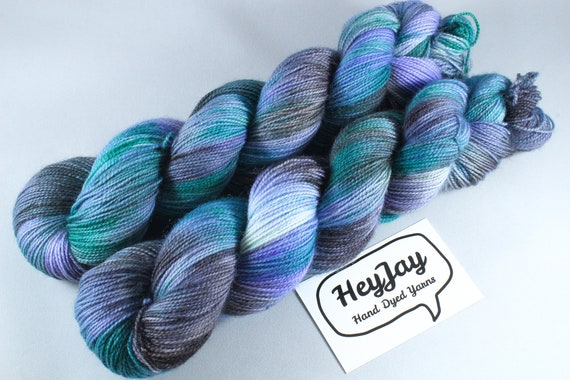Ultimate Sock Yarn, BFL High Twist - You're my Lobster