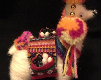 Beautiful Peruvian Alpacas