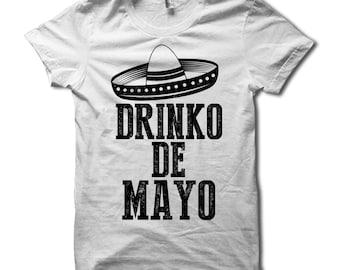 Cinco De Mayo Shirt, Brunch Shirt, Tacos and Tequila Shirt, Margarita Shirt, Drinking Shirt, Funny Tshirts