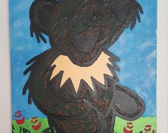 Dancing bear number two
