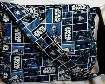 Star Wars Diaper Bag