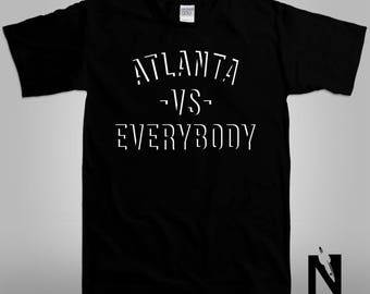 ATLANTA - vs - Everybody Graphic T-Shirt