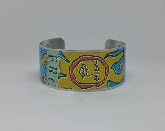Oberon Cuff Bracelet