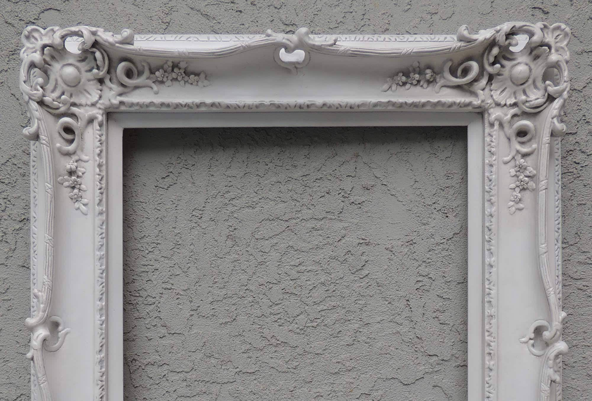White picture frames 20 x 24 frame ornate picture frame sold by chanteclairinteriors jeuxipadfo Choice Image