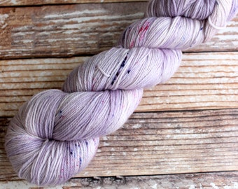 Ines - The Duchess - Hand Dyed Yarn - 100% Super Wash Merino