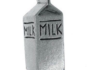 1/2 Gallon of Milk Lapel Pin - CC348