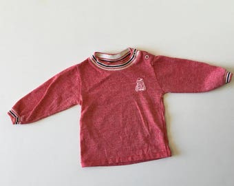 1980's Tog-a-Longs Puppy Tee (12 months)