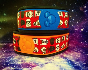Space Adventure Magic Band Decal