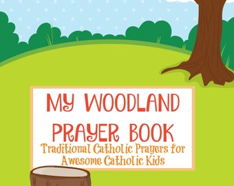 My Woodland Prayer Book *digital download*