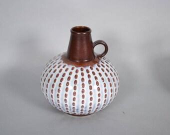 West German Jasba  Keramik vase - marked  1653  18