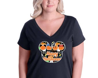 plus size halloween shirt