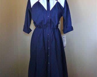 Vintage NWT Ladies Willi of California Ladies Dress - Size 10