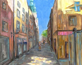 Art pictures, landscape images, oil painting, murals, cityscapes