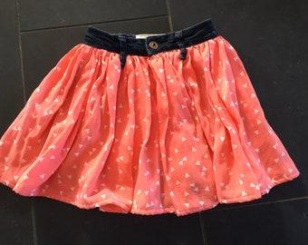 Skirt was 6-8 years