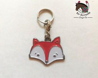 Foxy Pony Bridle Charm