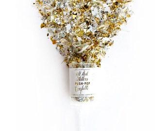 The Original All That Glitters Push-Pop Confetti®