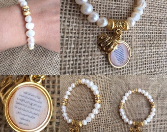 Freshwater Pearl bracelet (8mm)