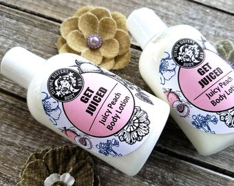 Peach Body Lotion, Body Lotion, Hand Lotion, Natural Moisturizer, Natural Body Lotion, Organic Lotion, Natural Moisturizer