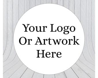 Logo Stickers, Custom design stickers, Personalised labels, Custom labels, Business logo stickers, Personalized stickers