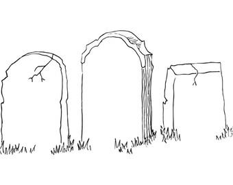 Personalized Tombstones