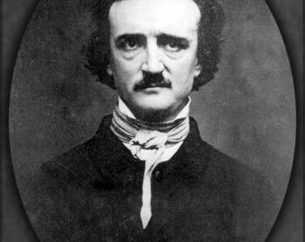Poster, Many Sizes Available; Edgar Allan Poe