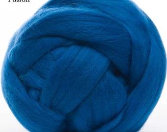 Merino Wool Top - 22.5 micron -Fusion - 4 ounces