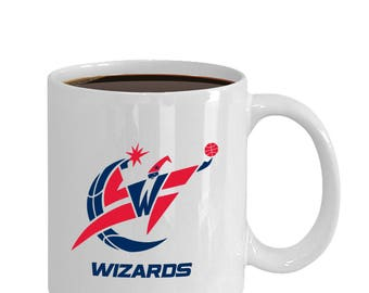 WASHINGTON WIZARDS MUG