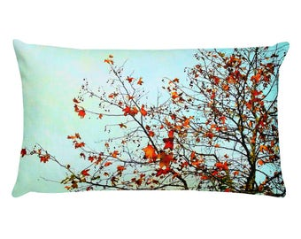 Fall Tree Pillow