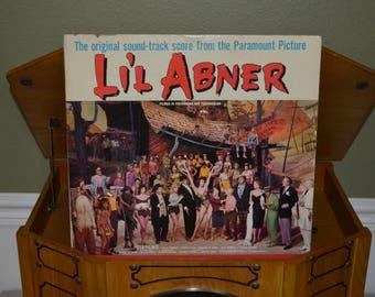 Vintage Vinyl Original Soundtrack Record: Lil Abner Album OL-5460