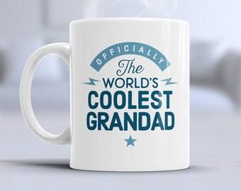 Grandad Gift, Cool Grandad, Grandad Mug, Birthday Gift For Grandad! Grandad Present, Birthday Gift, Gift For Grandad! Awesome Grandad