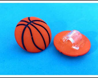 Tube Trinkets : Basketballs!