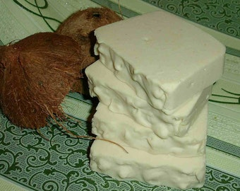 Natural Soap Oatmeal and Coconut