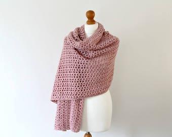 Crochet Pattern, Crochet Shawl Pattern, Crochet Wrap Pattern, Womens Crochet Shawl, Shawl Pattern, Wrap Pattern, Womens, Wrap, Beau Shawl