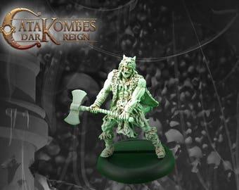 Figurine héros : Ragnar wolf moon
