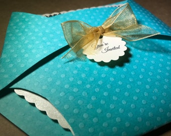 Diaper Glam Invitation